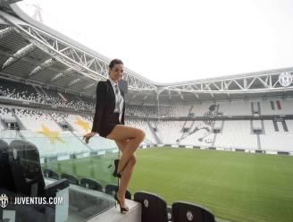 Zij is de nieuwe prijsschutter van Juventus