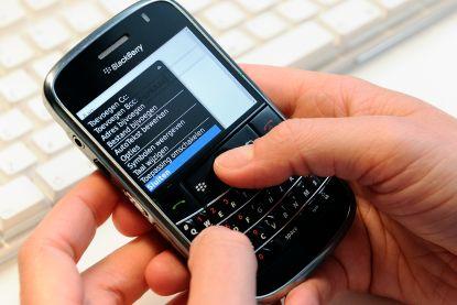 Genekt door Whatsapp: BlackBerry Messenger stopt ermee
