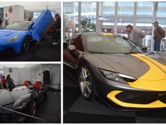 Van een volledig gouden Polestar tot de Landrover Defender uit James Bond: dit waren de meest exclusieve nieuwe auto's op Zoute Grand Prix