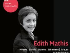 Zelfs de kuchjes van Edith Mathis zijn nog om door een ringetje te halen