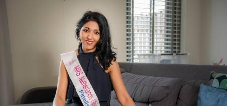 Sheila (39) is bankier én finalist in missverkiezing: 'Ik strijd tegen het traditionele beeld van een getrouwde vrouw'