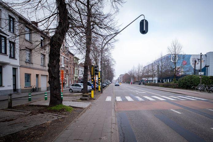 Het eerste deel van de Liersesteenweg wordt midden volgend jaar heraangelegd.