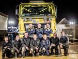 Team Van de Laar verdedigt veertiende plaats in slotetappe Dakar