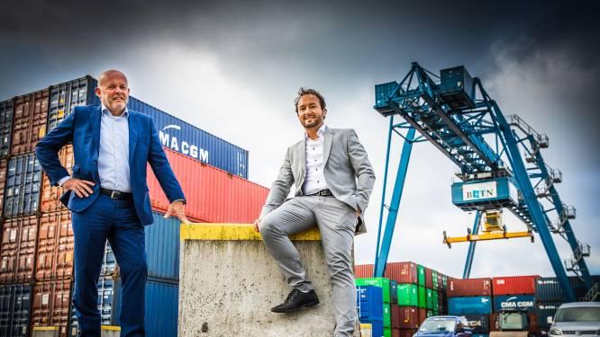 Britse overname geeft BCTN vleugels, Alblasserdamse containerterminal over een jaar verdubbeld