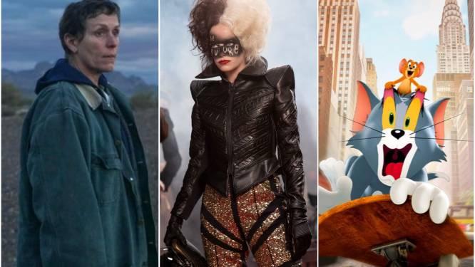 Van Oscarwinnaar tot Disneyklassieker: deze films kan je vanaf vandaag bekijken in de bioscoop