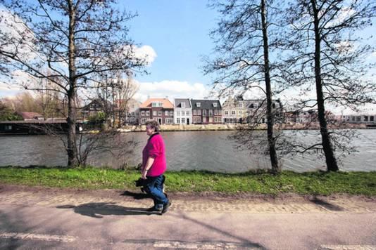 De Maarssense nieuwbouwwijk Opbuuren. Swane zou zichzelf bij dit project hebben verrijkt, waarvoor hij uiteindelijk werd veroordeeld.