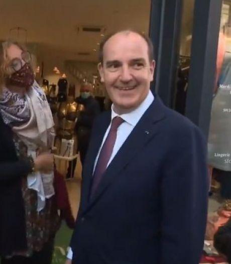 """""""Avez-vous reçu ma petite culotte?"""", Jean Castex répond avec humour à la question d'une commerçante"""