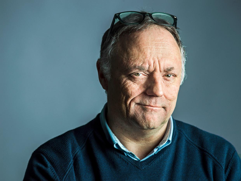 Viroloog Marc Van Ranst. Beeld Johan Jacobs