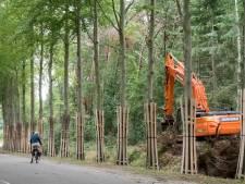 Reconstructie Zuiderzeestraatweg Putten is begonnen
