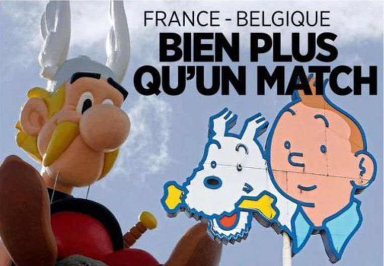 De cover van 'Aujourd'hui en France'. Beeld Aujourd'hui en France