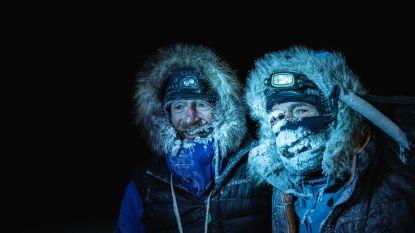 Avonturiers spelen het klaar: epische trektocht van 1.650 kilometer over de Noordpool