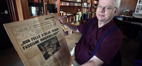 Jos Rampart : A.M. de Jong uit Nieuw-Vossemeer is levende geschiedenis