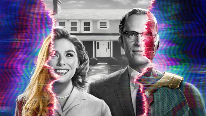 """'WandaVision' is best scorende programma op Rotten Tomatoes: """"Zo goed, maar geen idéé waar het over gaat"""""""