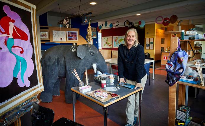 Sas Boot is initiatiefneemster van Acato, een speciaal schooltje voor autisten in Rotterdam.