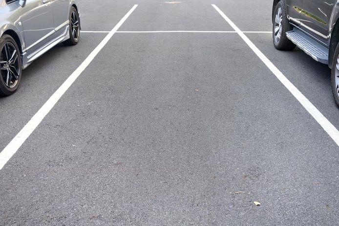 """""""Het wordt een duurzame parking waarvan we de plannen in overleg met de voetbalclub hebben uitgetekend."""""""