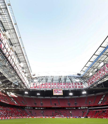 Zo gaat het er tijdens het Oranje-duel aan toe bij het FieldLab-experiment in Johan Cruijff Arena
