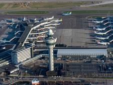 Onenigheid over online enquête over toekomst Schiphol