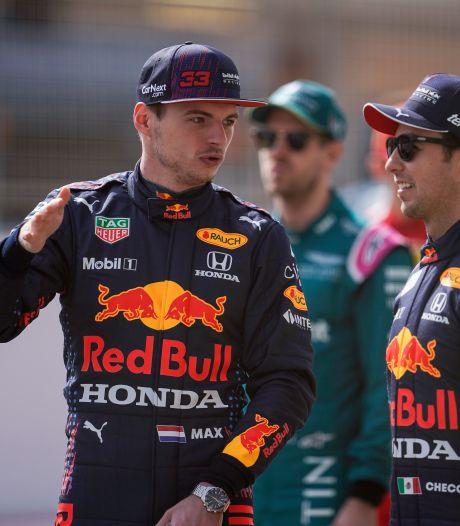 Verstappen: 'Mercedes wil graag dat mensen denken dat wij de favoriet zijn'