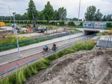 Corona vertraagt bouw van brug voor vrachtwagens van Nutricia