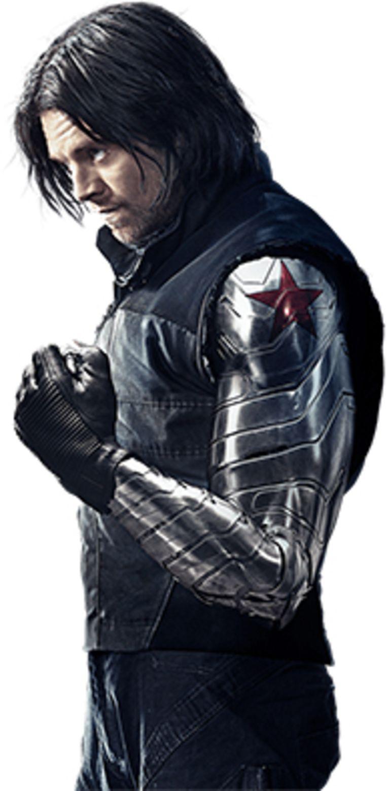 Captain America Winter Soldier Beeld RV