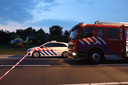 Motorrijder overleden bij ernstig ongeluk in Schijndel.