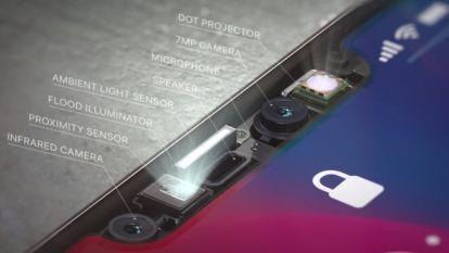 """""""Apple zet vingerafdrukscanner achter scherm van nieuwe iPhone"""""""