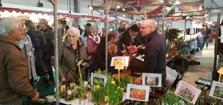 Bezoekers van Tuinidee in Den Bosch willen lente voelen