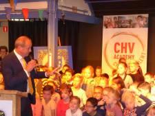CHV Academy trapt af met trompettist Frits van Eerd