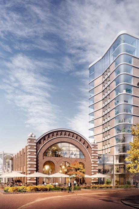 Walkwartier Oss krijgt 19 extra appartementen en wordt 1,6 miljoen duurder
