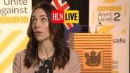 HLN LIVE. Nieuw-Zeelandse premier gaat gewoon door met live-interview tijdens plotse aardbeving