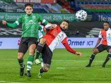 Wéér geen succes voor PEC Zwolle in de Kuip, ook niet na het inbrengen van debutant Misidjan
