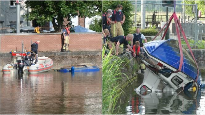 Boot kapseist op Rupel, brandweer moet drie inzittenden uit water redden