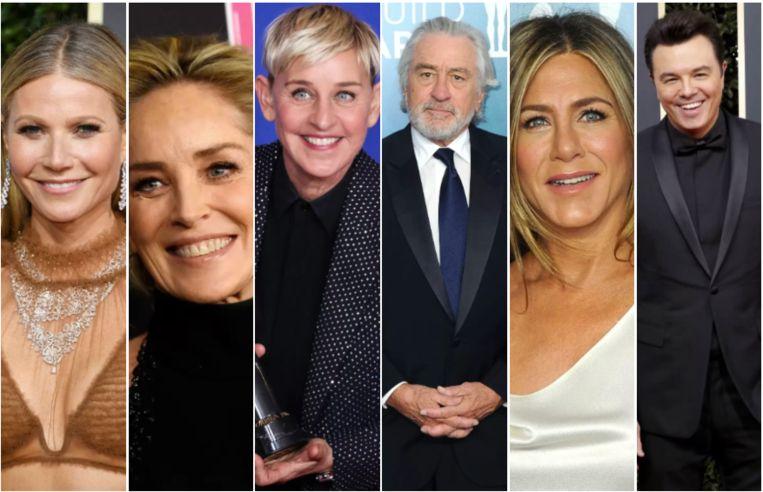Al deze sterren willen eerste homoseksuele president in de VS.