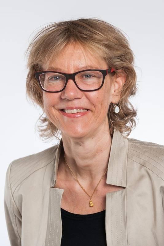 De Zwijndrechtse wethouder Jolanda de Witte (D66) gaf gisteren het startsein voor het taalhuis in haar gemeente.