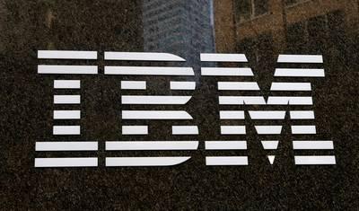 Vakbonden voeren actie bij IBM in Brussel