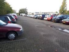 Parkeerterrein aan de Lijnbaan in Goes gaat maandag dicht