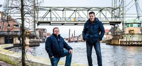 Wim en Jan willen 'een nieuwe Gouwe' graven om verkeersproblemen op te lossen