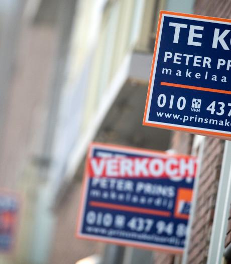 ING: Aantal woningverkopen blijft zakken, prijzen blijven stijgen