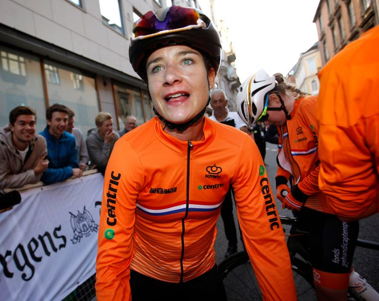 Marianne Vos. Beeld photo_news