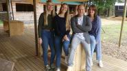 """Familie Schotte opent opnieuw pop-uprestaurant Au Bon Endroit: """"Extra tent voor meer bubbels"""""""