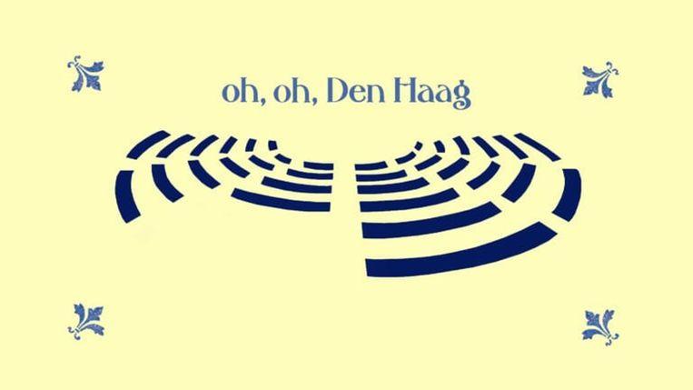 Oh Oh Den Haag in De Balie Beeld geen credits