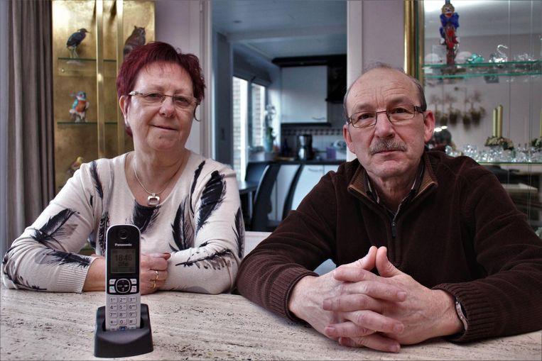 Carine Maricau en Danny Maes worden voortdurend gebeld door inwoners van Veurne die de brandweer nodig hebben.