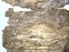 Brief van 8-jarige Page aan de kerstman wachtte meer dan een eeuw op een postzegel