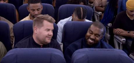 Eindelijk: Kanye West in briljante editie van Carpool Karaoke