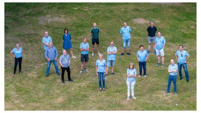 Radio Barbier trakteert op visueel spektakel op slotdag in kasteel Wissekerke