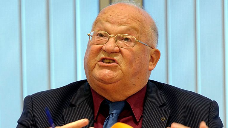 Oud-premier Dehaene stapte vorige week op bij Dexia. Beeld PHOTO_NEWS