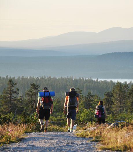 Recordhitte in Lapland: 'Scandinavië is nu net een oven'