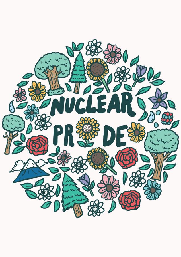 Logo Nuclear Pride Fest