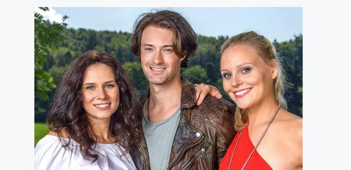 Alles draait in het huidige seizoen rond de driehoeksverhouding tussen Denise, Joshua en Annabelle.