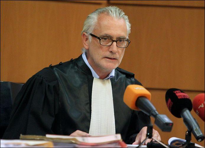 Politierechter Peter D'Hondt